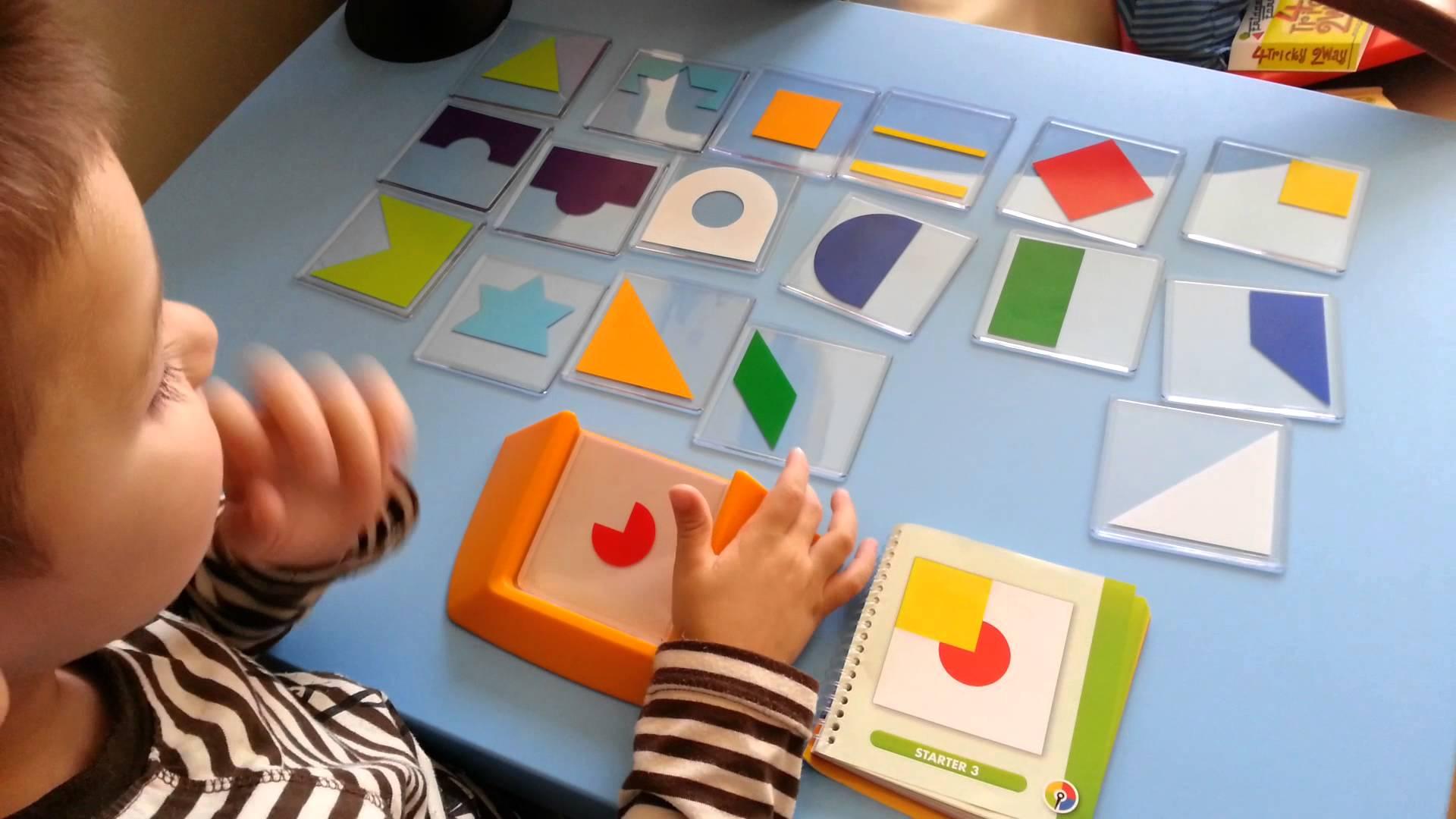 """настольная игра """"Цветовой код"""" для дошкольника"""